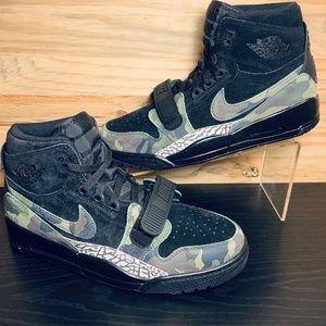 New Nike Air Jordan Legacy 312 Camo Basketball